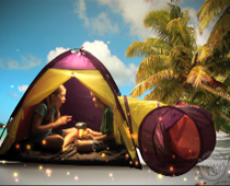 """Discovery Kids – """"Magic Tent"""""""